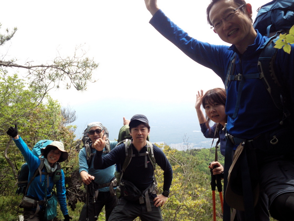 1-御坂山塊 黒岳-001