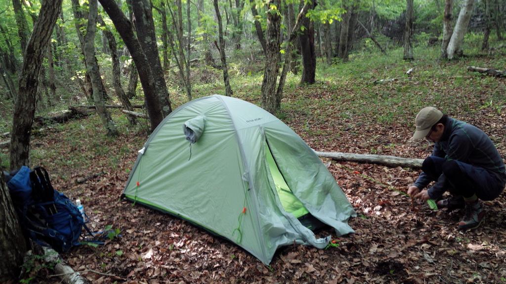 4-テント泊講座 すずらんオートキャンプ場-002