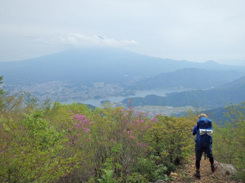 御坂山塊 黒岳 001