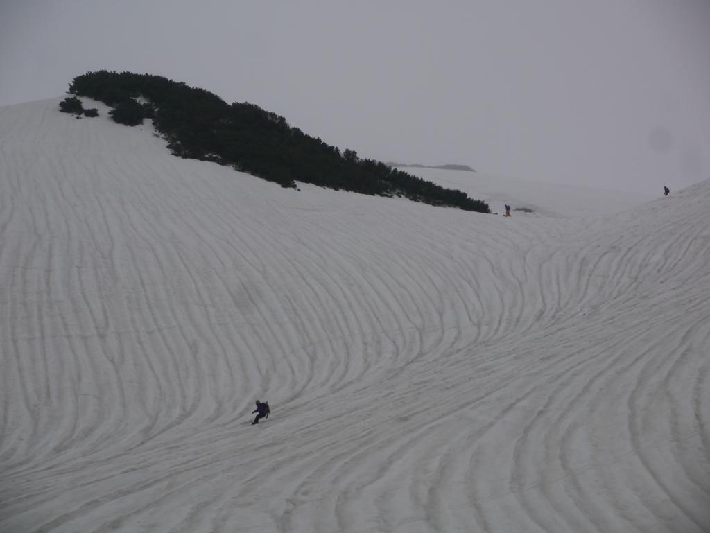 立山 バックカントリーツアー Day1-048