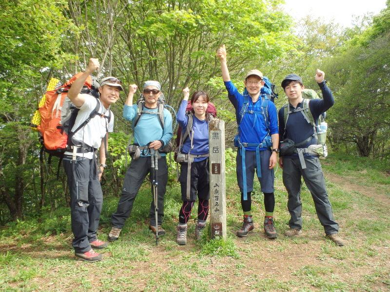 御坂山塊 黒岳 002