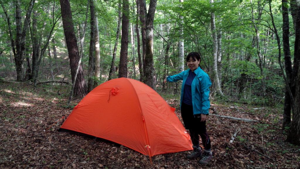 3-テント泊講座 すずらんオートキャンプ場-001