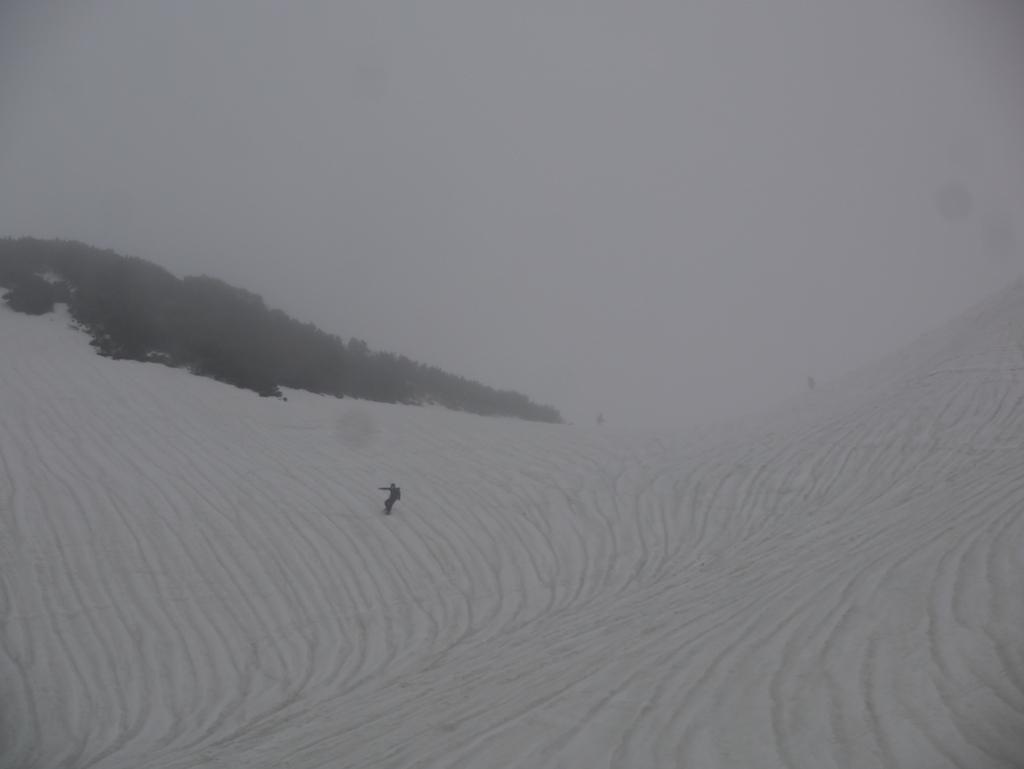 立山 バックカントリーツアー Day1-054