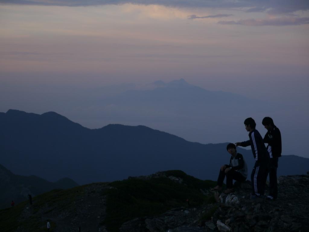 3-白峰三山 北岳-067