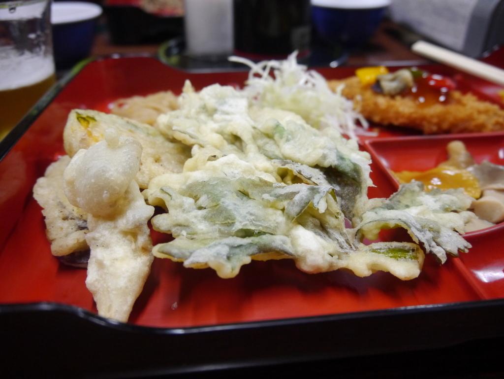 09-2015年10月本沢温泉 夕食1