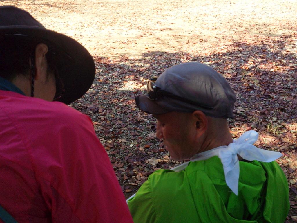 1-2015年11月ICI登山計画と危急時対応