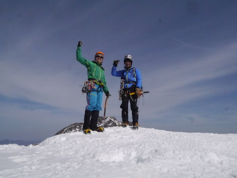 1-2016年3月阿弥陀岳山頂-001