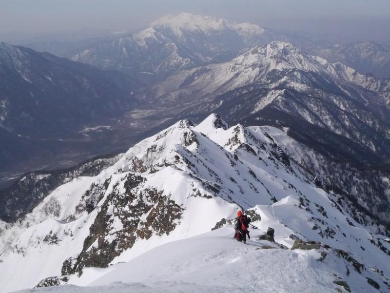 1-2016年4月西穂高岳-059