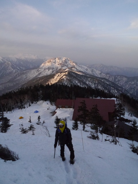 1-2016年4月西穂高岳