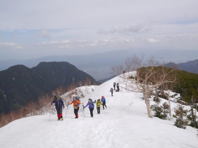 1-2016年4月燕岳1日目-040