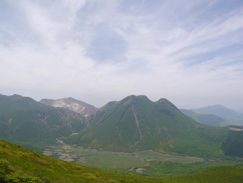 1-2016年5月くじゅう連山2日目-三俣山035