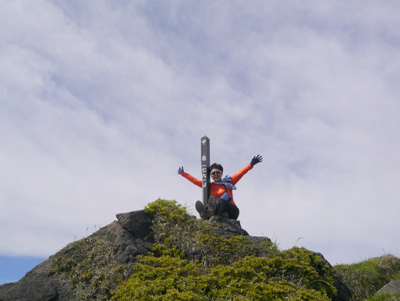 1-2016年5月くじゅう連山3日目-中岳064