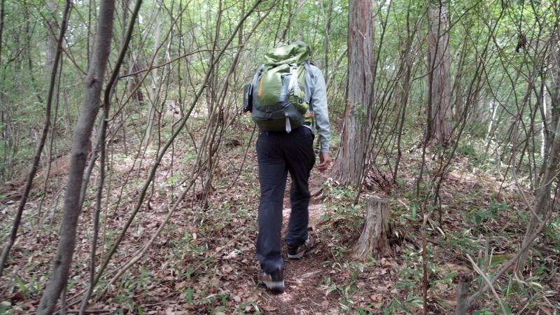 1-2016年5月ICI登山学校 読図講習