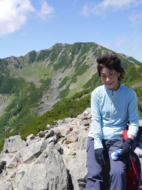 1-2016年8月仙丈ヶ岳-021